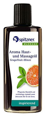 "Spitzner Haut- und Massageöl ""Grapefruit-Minze"""