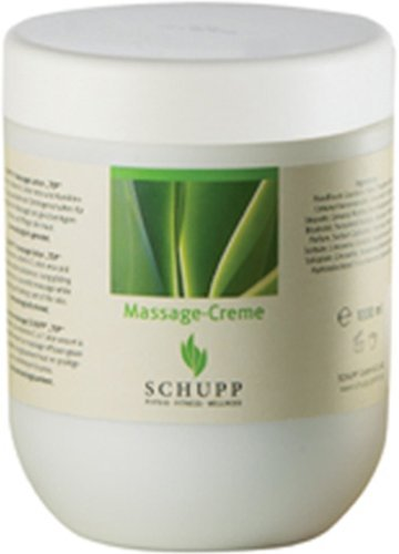 Schupp Massage Creme neutral 1000 ml