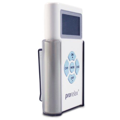 Prorelax 39263 TENS + EMS Duo, Elektrostimulationsgerät, 2 Therapien mit einem Gerät - 3