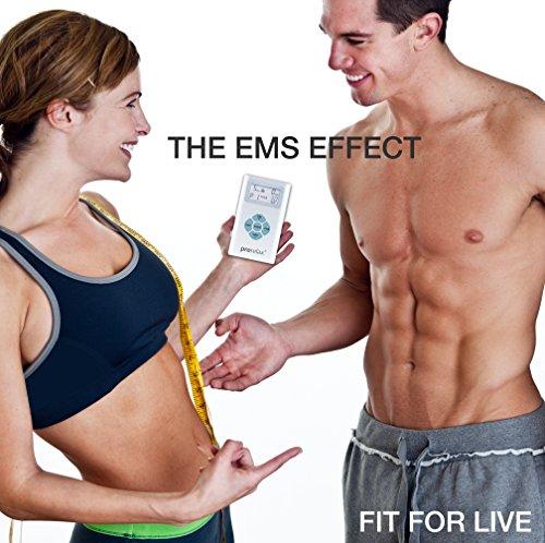 Prorelax 39263 TENS + EMS Duo, Elektrostimulationsgerät, 2 Therapien mit einem Gerät - 7