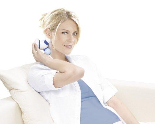 Sanitas SMG 11 Mini-Massager - Vibrationsmassage Zuhause und unterwegs, für Rücken, Nacken, Arme, Beine - 4