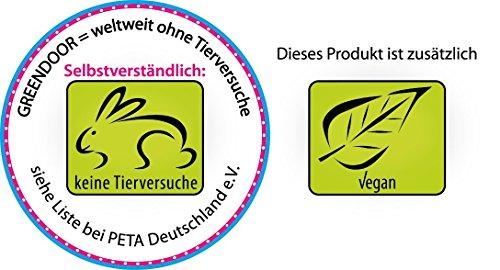 Greendoor Massageöl Golden SPA 100ml - natur-reines BIO Jojobaöl & Aprikosenkernöl, natürliche ätherische Öle mit entspannendem Duft - ebenso hervorragendes Körperöl - 3