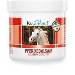 Pferdebalsam wärmend extra stark, Massage-Gel