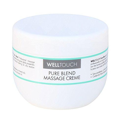 WellTouch Pure Blend Massage Creme, 300 ml Tiegel, Profi-Massagecreme