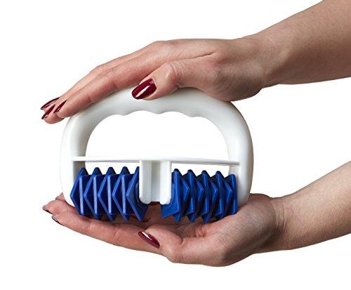 Lunata® Anti Cellulite Massage Roller, Massagebürste gegen Orangenhaut, Cellulite Massagegerät - 3